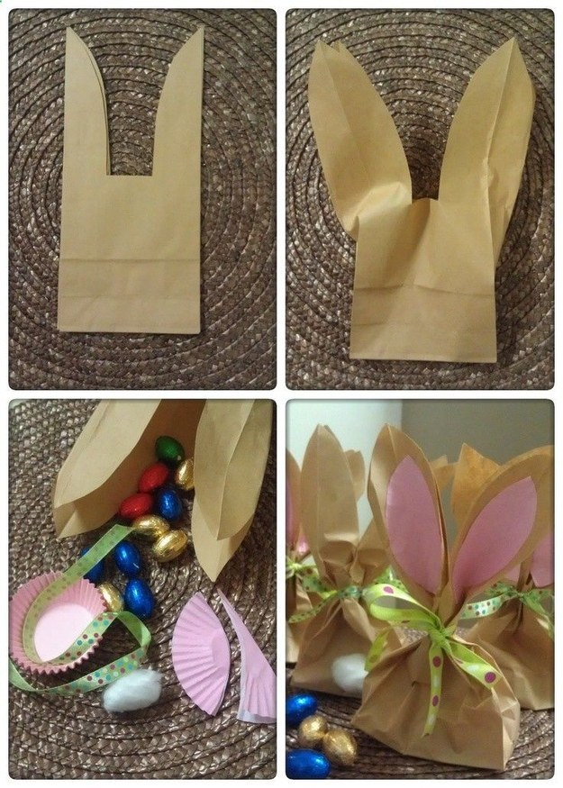 Put Together These Clever Easter Gift Bags