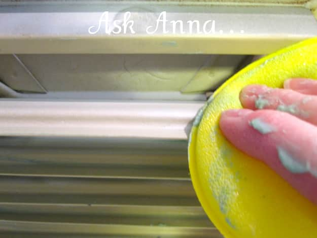 24. Wax your vents with car wax to keep the dust off all year.