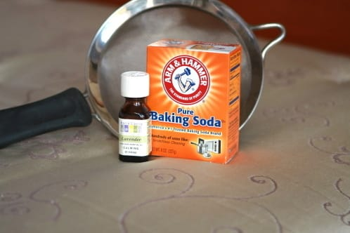 20. Freshen and deodorize your mattress with baking soda.