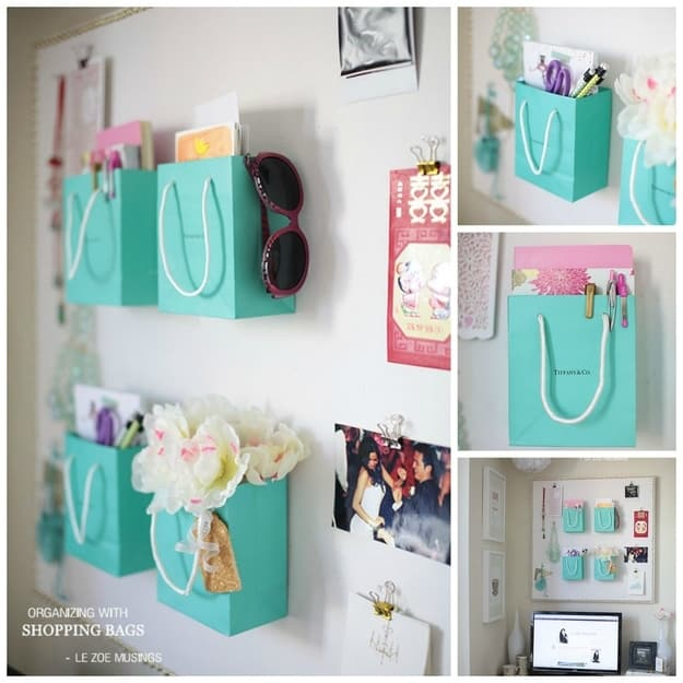 Shopping Bag Organizers
