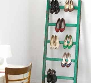 Shoe Ladder