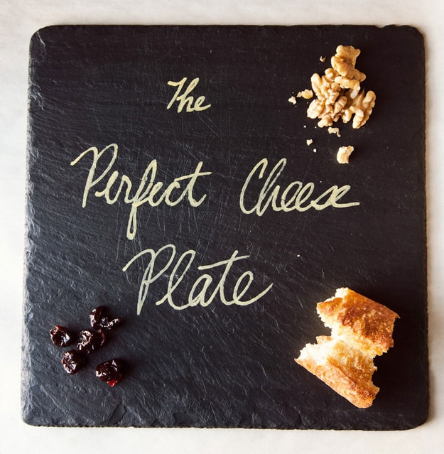A Cup of Joe: The Perfect Cheese Plate