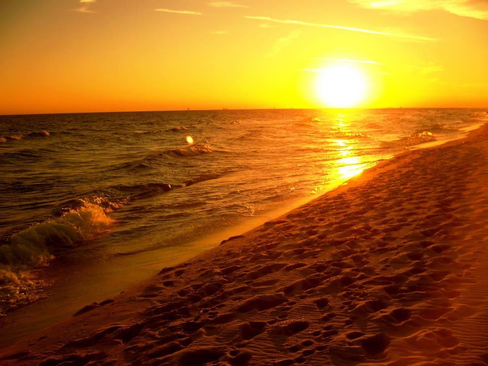 The beaches are soooo underwhelming...