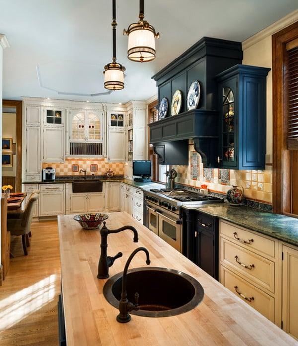 Phenomenal Traditional Kitchen Design Ideas: 55 Brilliant Kitchen Design Ideas You'll Want -DesignBump