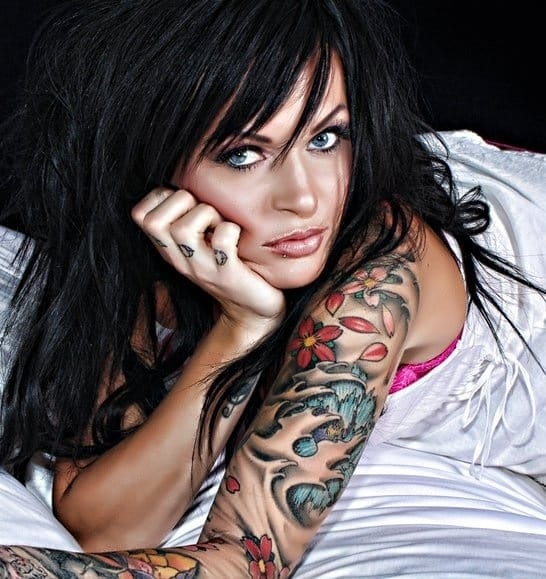 women-sleeve-tattoos