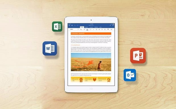 Office 365 (Free, iOS, Android, and Windows)