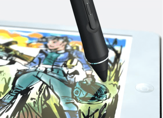 If you're an illustrator, go with the Intuos Creative Stylus 2 ($80, compatible with iPad).