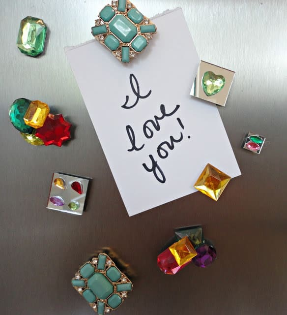 DIY Bead Magnets