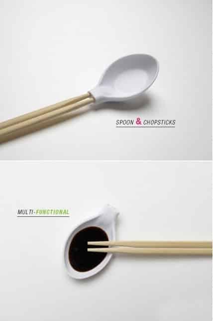 Spoon Plus Chopsticks, coming to a sushi restaurant near you (hopefully).