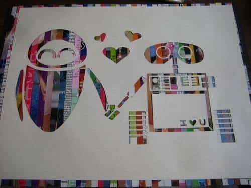 Cutout Art