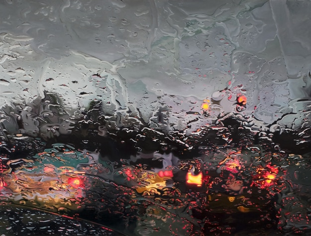 Gregory Thielker - Oil on canvas