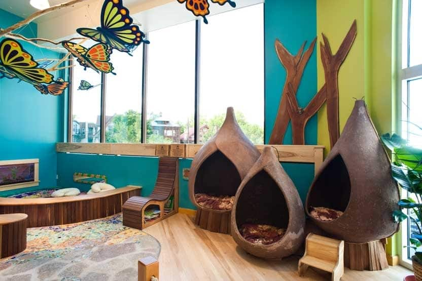 Woodsy Fairytale Reading Pods