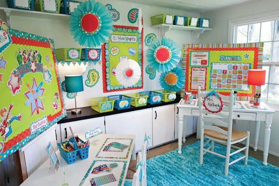 31 Most Beautiful Classroom Decor Designs -DesignBump