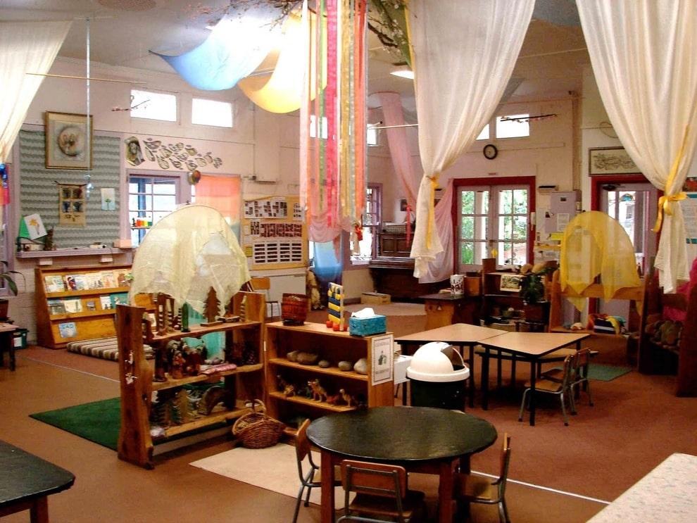 A Bohemian-Inspired Classroom