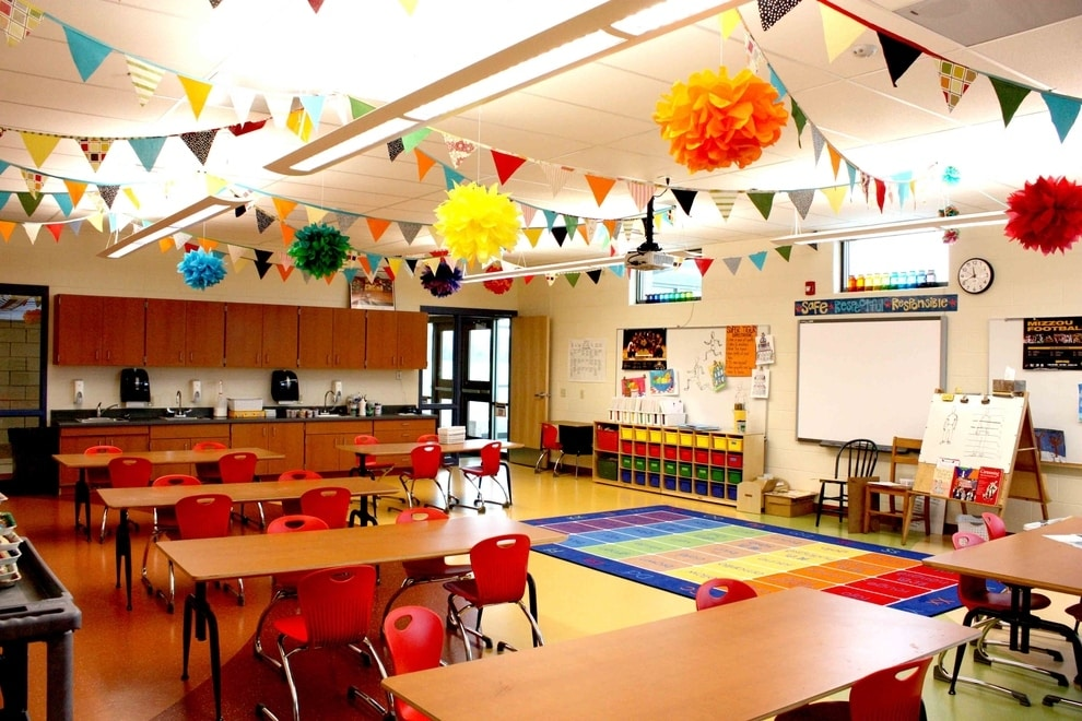 31 Most Beautiful Classroom Decor Designs -DesignBump