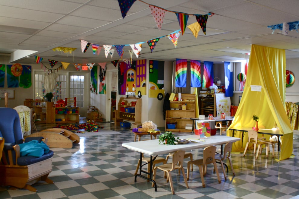 A Learning Space Filled with Character