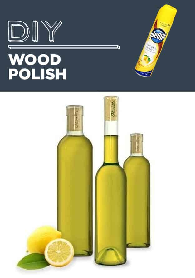 DIY Wood Polish