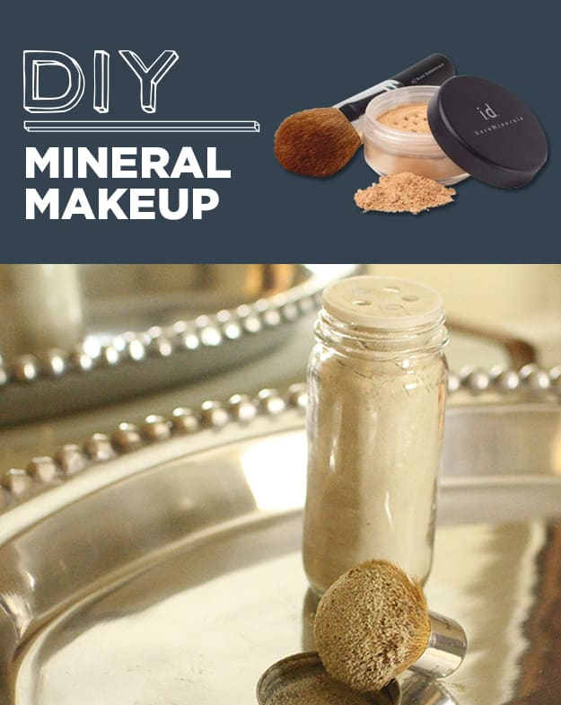 DIY Bare Minerals