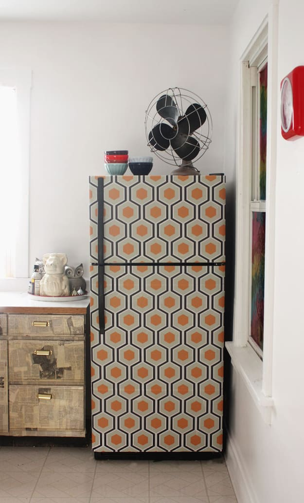 21 Clever DIY Projects For Your Boring Kitchen -DesignBump