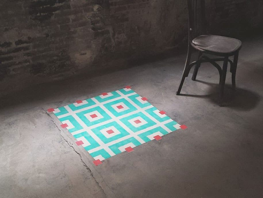 graffiti-spray-paint-tile-pattern-floor-installations-javier-de-riba-8