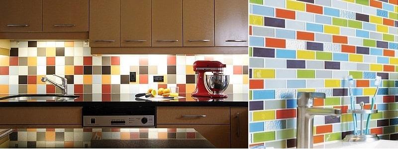 95 Contemporary Kitchen Backsplash Ideas -DesignBump