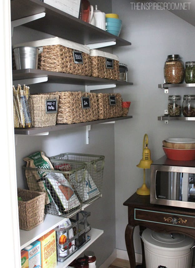 31 Genius Ways To Organize Your Tiny Kitchen Designbump