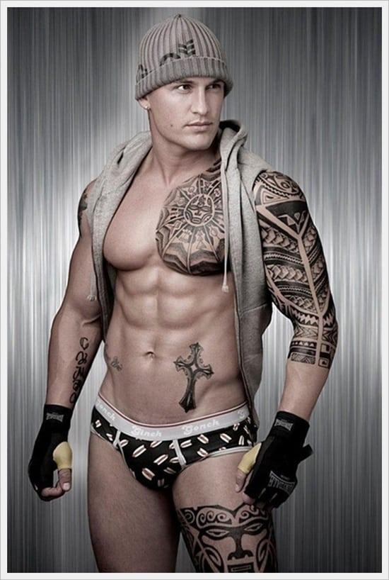 insanely cool shoulder tattoos inspiration designbump