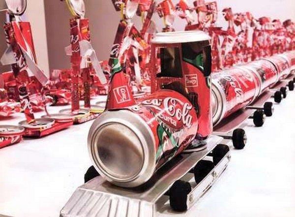 15 Totally Genius Diy Soda Can Craft Ideas Designbump