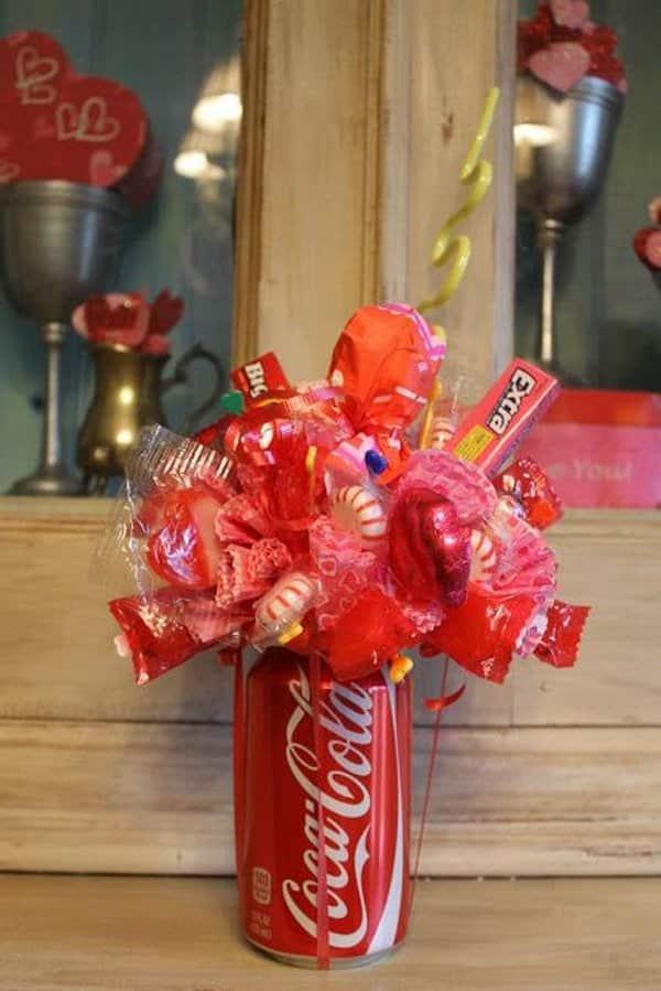 Candy Sundae Craft Project