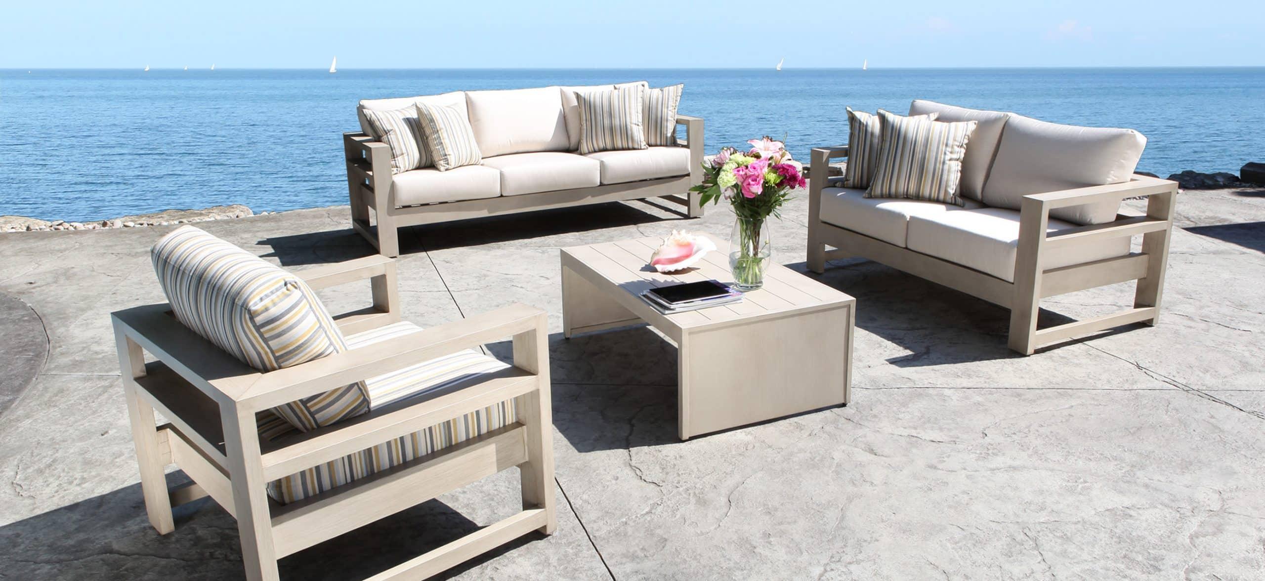 23 Modern Outdoor Furniture Ideas -DesignBump