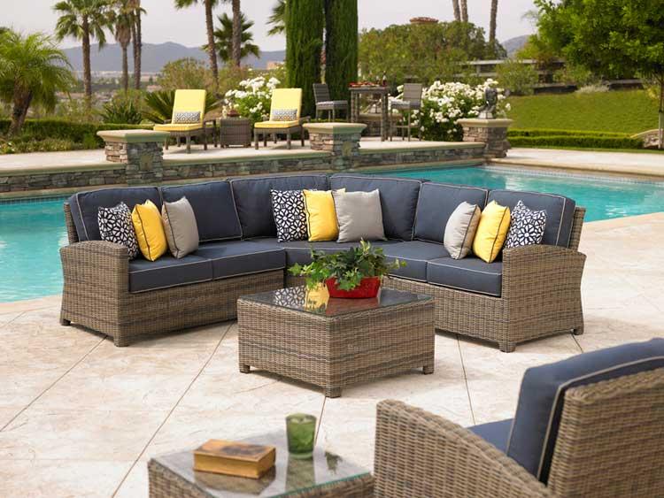 23 Modern Outdoor Furniture Ideas -DesignBump on Patio Cover Decorating Ideas id=84313