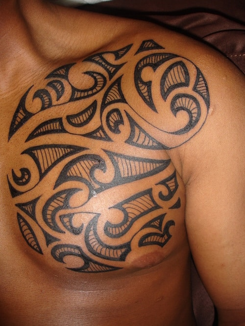 424e6f098e9bb 15 Beautiful Maori Tribal Tattoo Designs -DesignBump