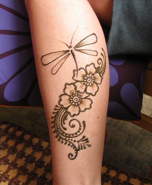 63 beautiful dragonfly tattoo designs designbump. Black Bedroom Furniture Sets. Home Design Ideas