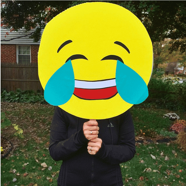 Your favorite emoji.