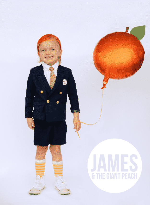 James Henry Trotter from Roald Dahl's James and the Giant Peach