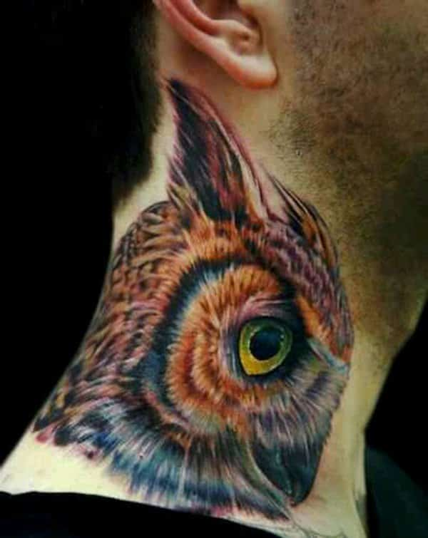 47 Gorgeous Neck Tattoos Designbump