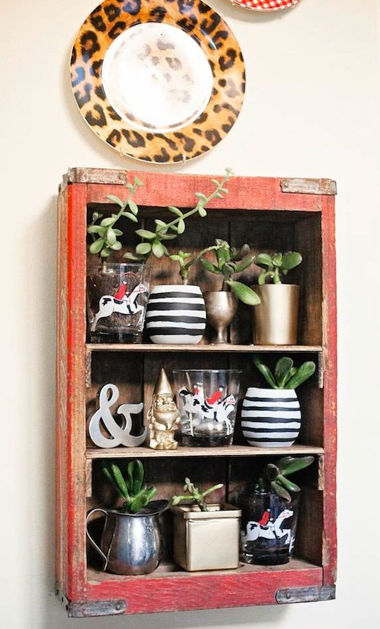 36 Brilliant Old Wooden Crate Furniture Ideas