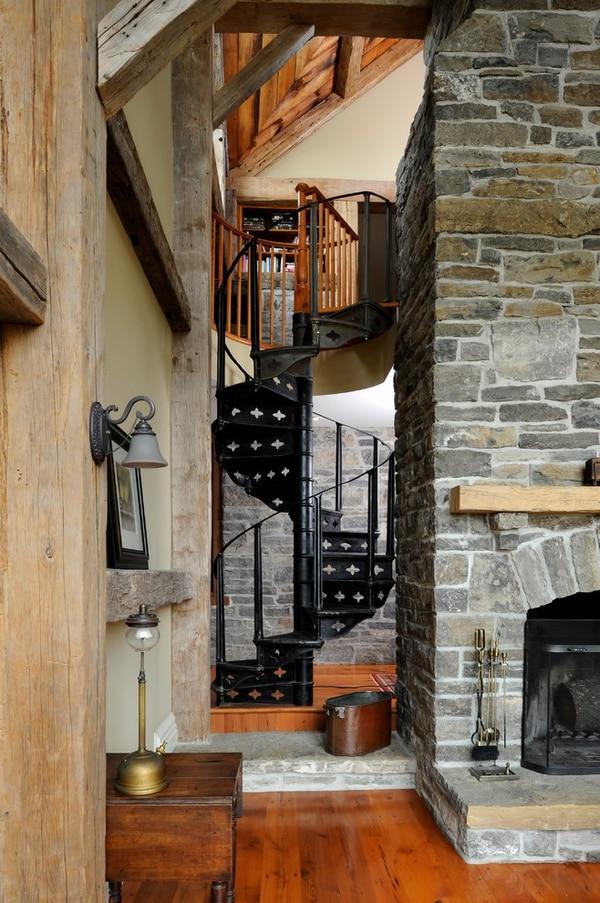 23 Most Creative Spiral Staircase Designs Designbump