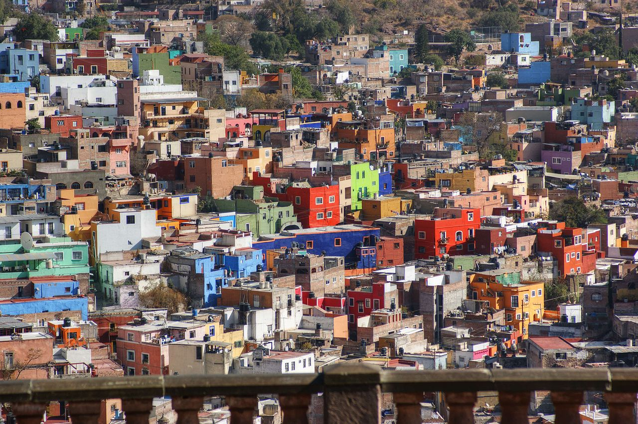 Guanajuato_Mexico-colorful-cities