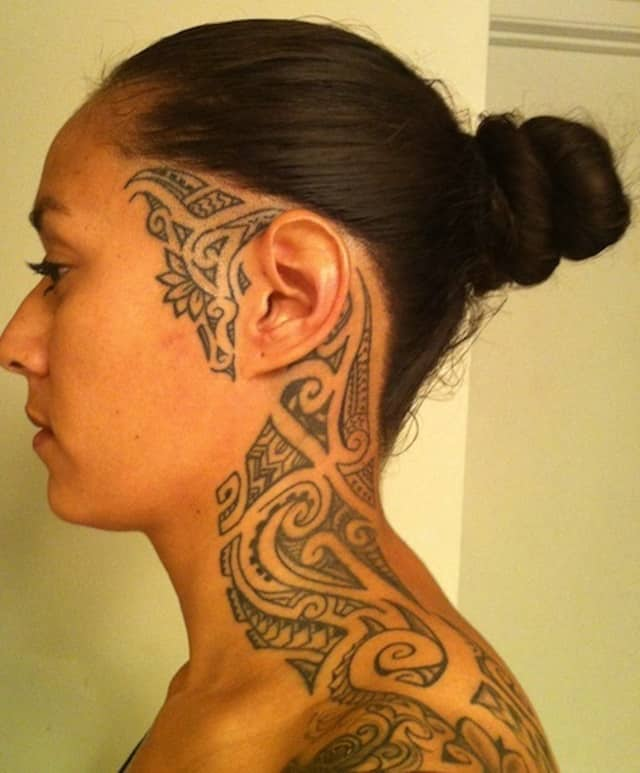 Tribal Tattoo Designs For Womens Back: 25 Insanily Cool Tribals Tattoos For Women -DesignBump