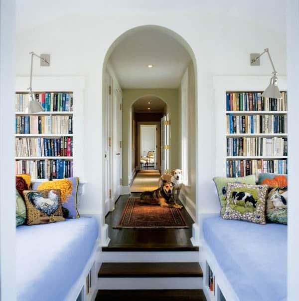 55 Charming Reading Corner Decorating Ideas -DesignBump
