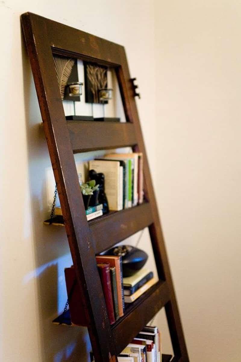 25 Genius Ways To Reuse Old Doors And Windows Designbump
