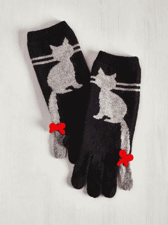 Pensive Portrait Socks