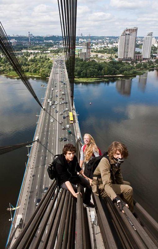 A bridge too far perhaps?