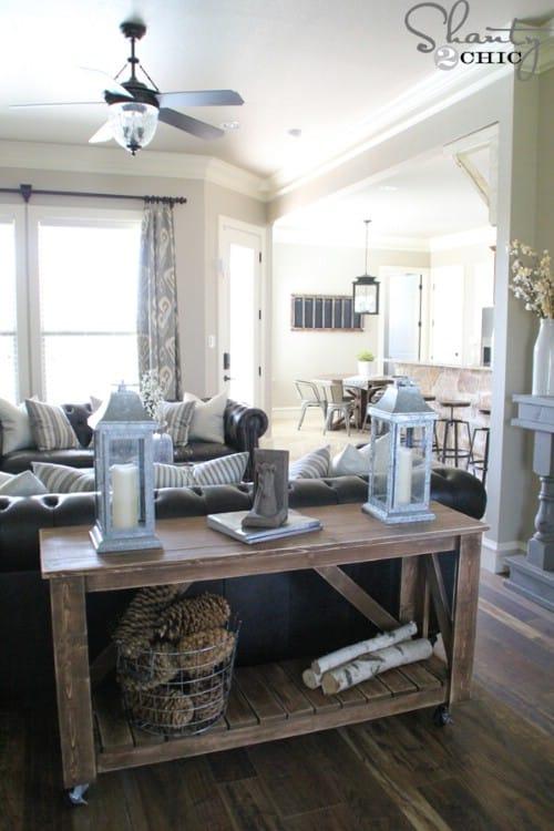 50 Diy Rustic Decorative Storage Ideas Designbump