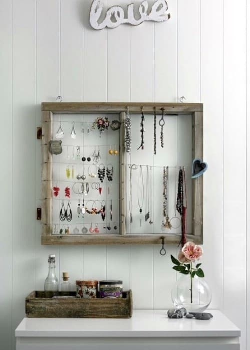 50 DIY Rustic Decorative Storage Ideas -DesignBump