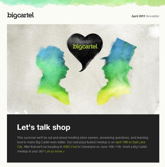 Creative Newsletter Design