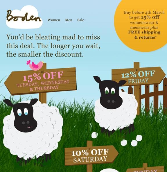 Newsletter Design Illustration