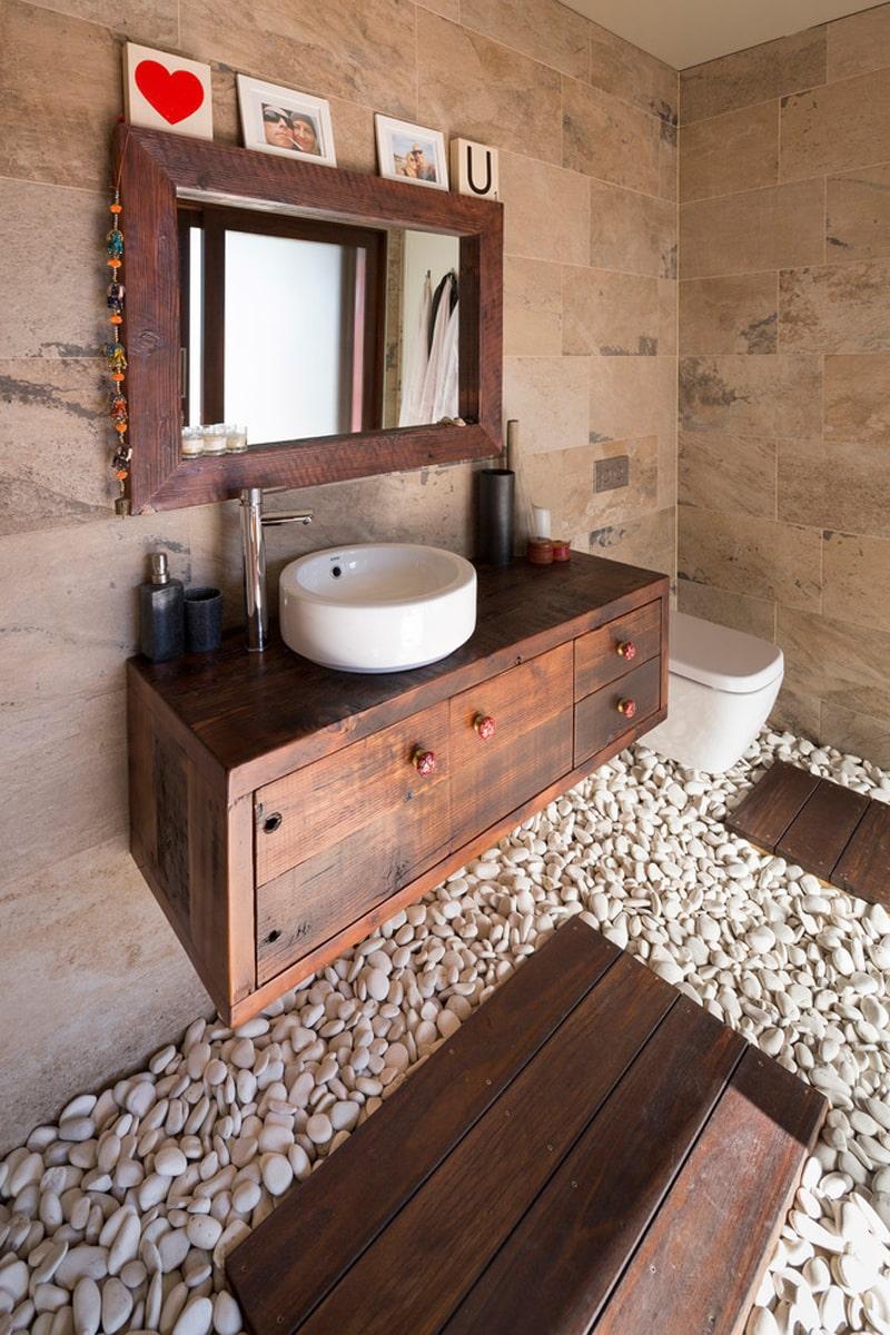 55+ Beautiful Outdoor Bathroom Ideas -DesignBump