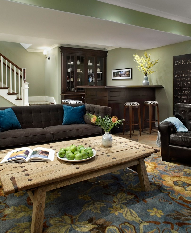 Home Design Basement Ideas: 28+ Awesome Home Basement Ideas -DesignBump